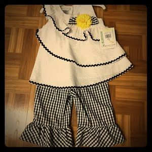 Bonnie Jean outfit for girls